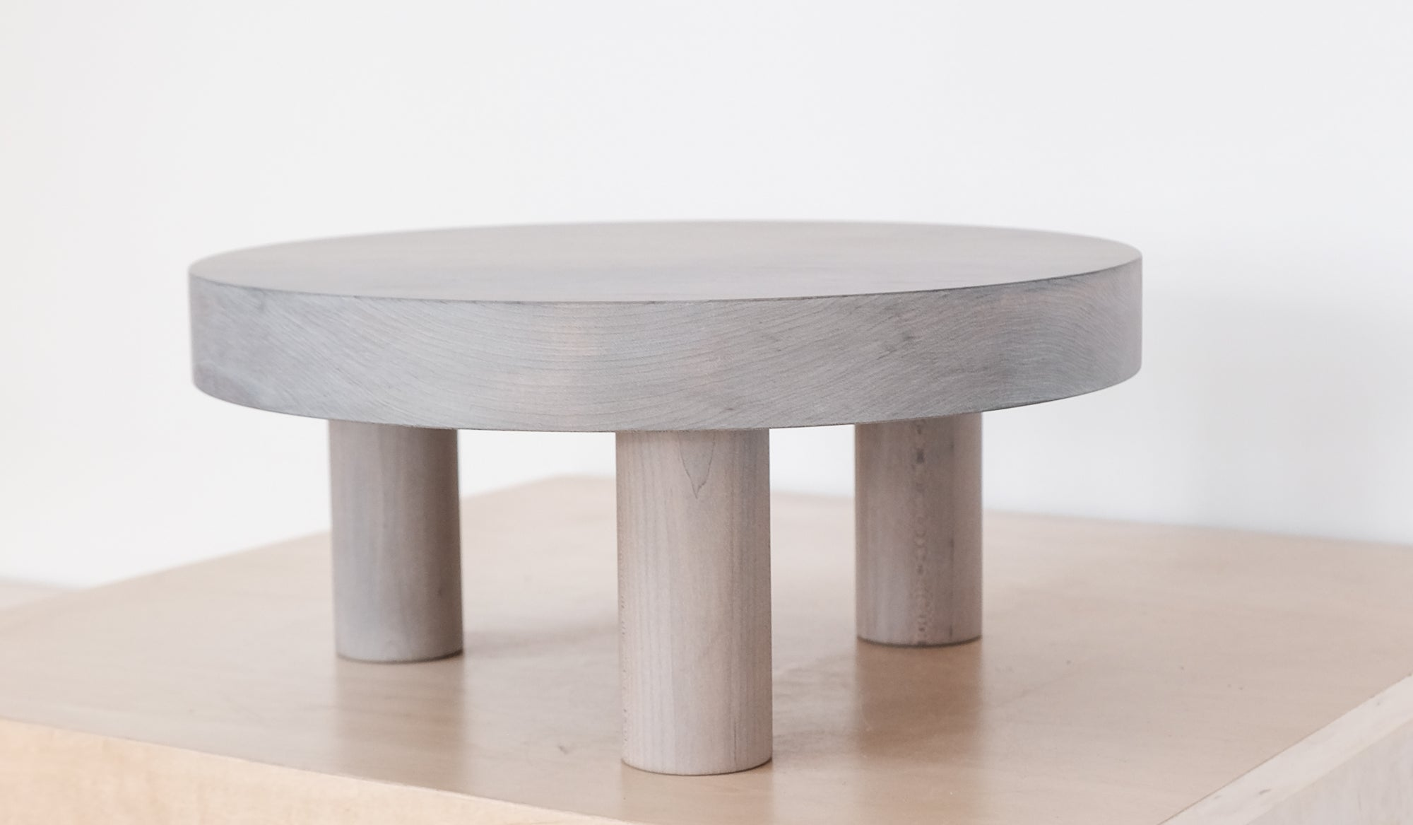 Matthew Philip Williams Low Table: Oxidized Maple, Home Goods, Matthew Philip Williams, SPARTAN SHOP