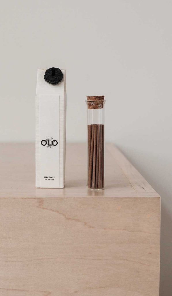 Olo Incense, Bath/Apothecary, Olo, SPARTAN SHOP