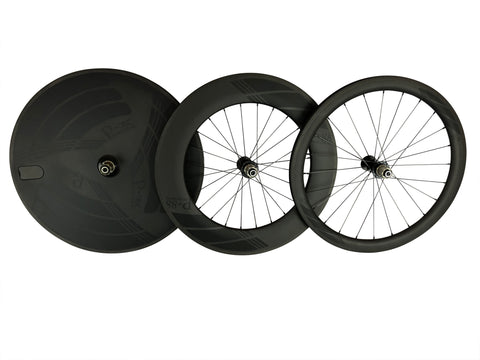 700c Rear Wheel Carbon Fiber (Clincher)