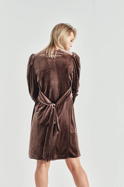 Lille Wrap Dress