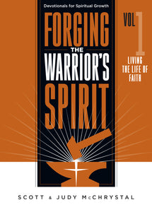Forging the Warrior's Spirit Cover