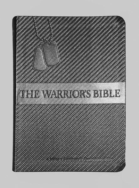 The Warrior's Bible Leather