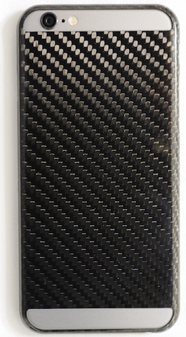 100% Carbon Fiber iPhone 6 Case