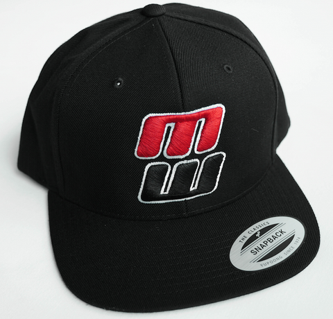Limited Edition MadWhips Snapback (Black)