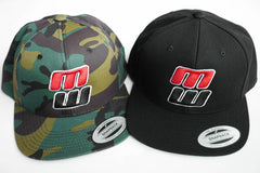 Limited Edition MadWhips Snapback (Camo)