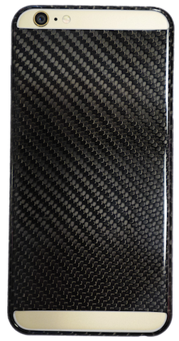 100% Carbon Fiber iPhone 6 PLUS & 6S PLUS Case