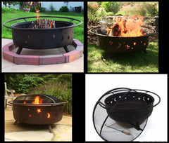 Fire Pits And Fire Pit Grills