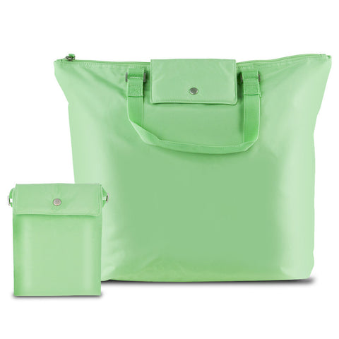 Compact Foldable Carry-All Tote Bag, Willow - cheapbuynsave.com - 1