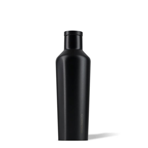 16oz Canteen Dipped Black