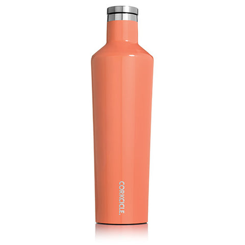 25oz Canteen Peach Echo