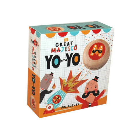 Yo Yo in a box