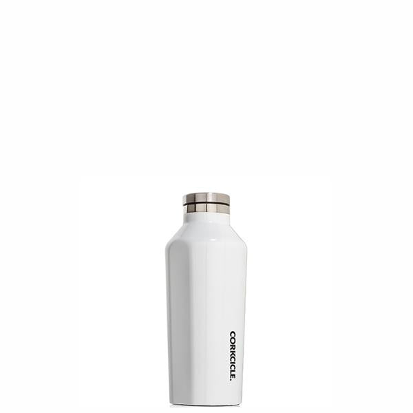 9oz Canteen White