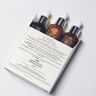 BAMBINO SHIMMER GYPSY OIL™ SET