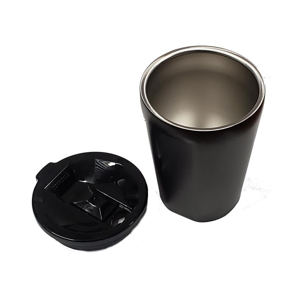 12oz Tumbler Dipped Black