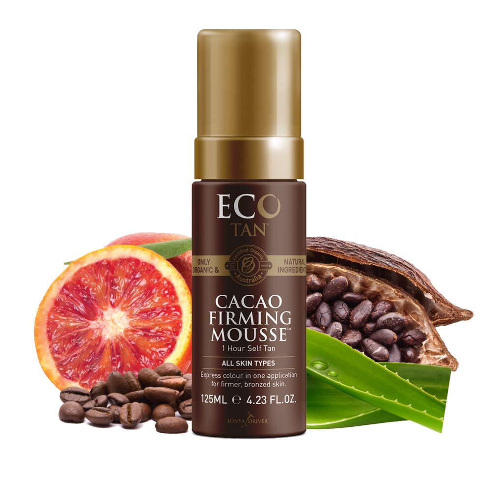 Eco Tan Organic Cacao Firming Mousse