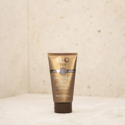 Organic Invisible Tan - 150 ml