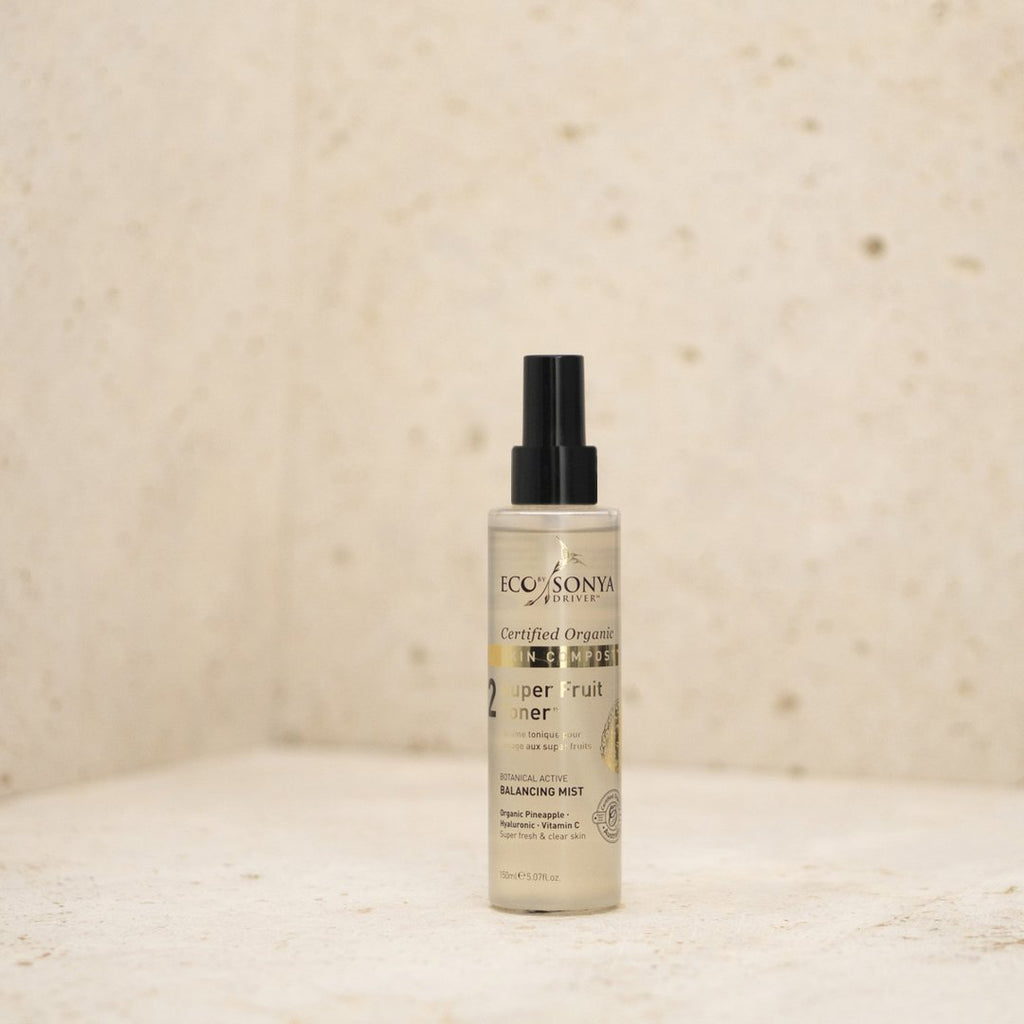 Organic Super Fruit Toning Mist