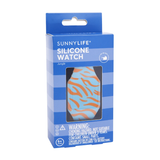 KIDS SILICONE WATCH | JUNGLE