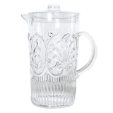 Flemington Acrylic Jug | Clear