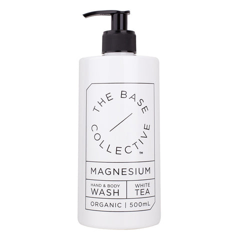 White Tea + Magnesium Hand & Body Wash