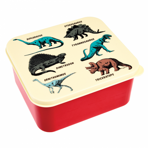 Lunch Box - Prehistoric Land