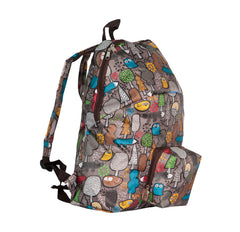 Seedling Folding Backpack Woodland