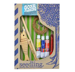 Seedling Totally Hooked Fishing Set