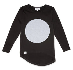 Band of Boys Circle Patch Longsleeve Tee