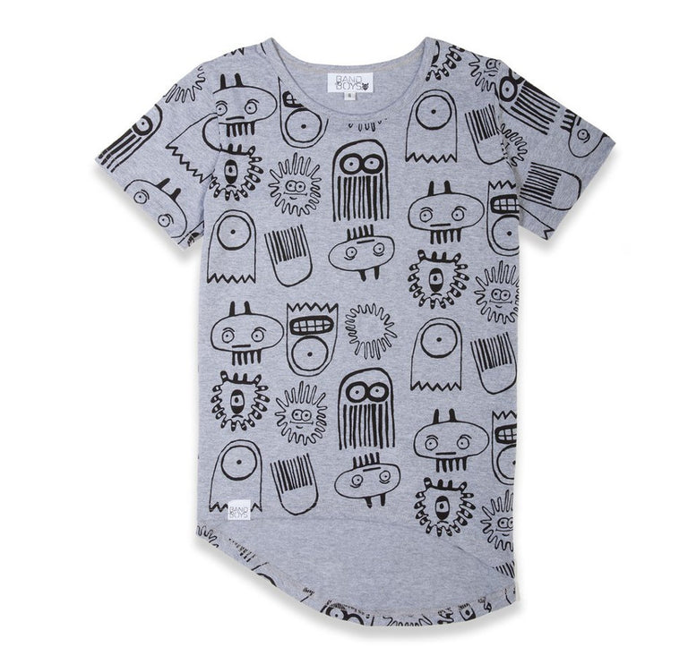 Band of Boys Deep Sea Short Sleeve Tee