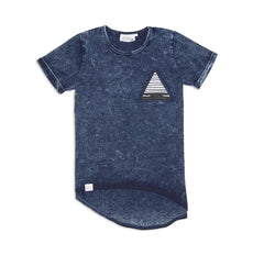 Band of Boys Just Triangle Patch Tee