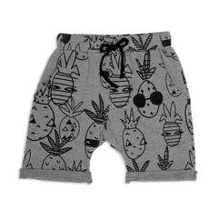 Band of Boys Pineapple Party Shorts - LAST ONE SIZE 6