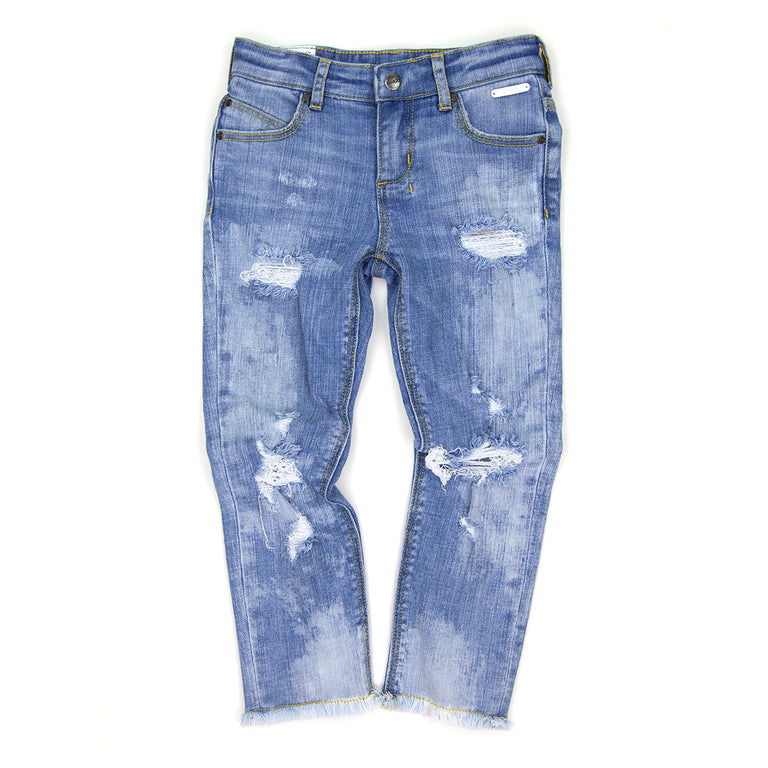 SUDO Journey Distressed Jeans