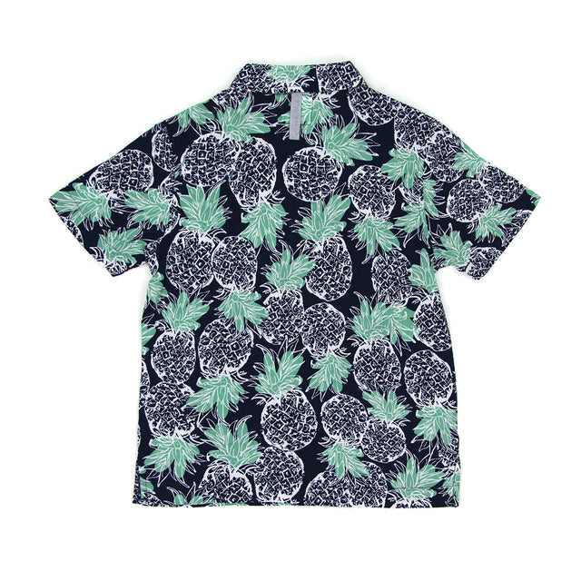 SUDO Native Short Sleeve Shirt - Pineapple