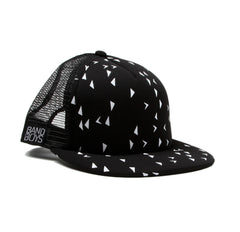 Band of Boys Space Triangle Trucker Mesh Cap - LAST ONE