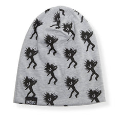 Harlow Kids Swordsman Beanie Grey - LAST ONE