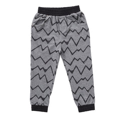 Hootkid Player Pant - Dark Charcoal