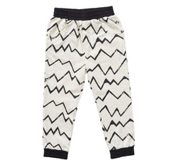 Hootkid Player Pant - Light Grey