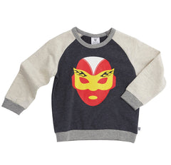 Hootkid Hero Sweat - LAST ONE SIZE 5