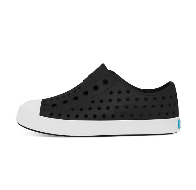 Natives Jefferson Jiffy Black/Shell White - NEW SEASON