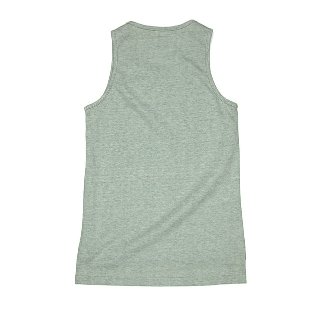 SUDO Bravo Singlet - Faded Green