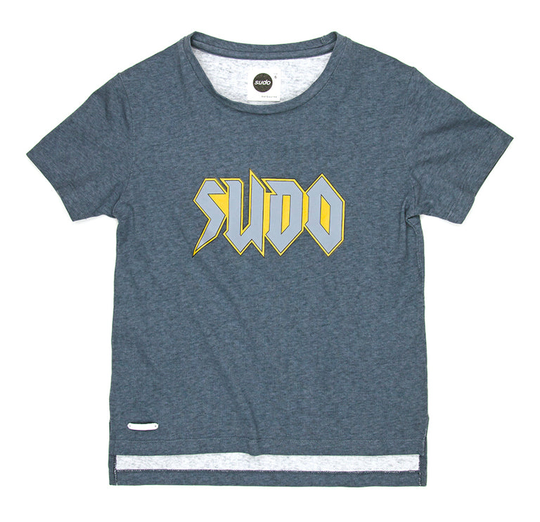 SUDO Rise Above Tee Midnight