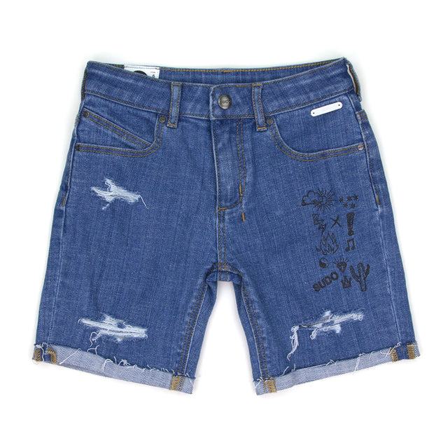 SUDO Dawn Denim Shorts