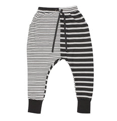 PRE-ORDER Zuttion 2 Stripes Low Crotch Trackies