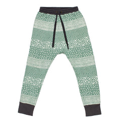 PRE-ORDER Zuttion 4 Mix Stripes Mid Crotch Trackies