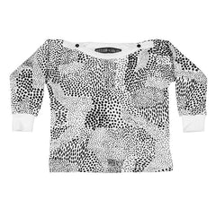 Zuttion Abstract Sweater - Baby