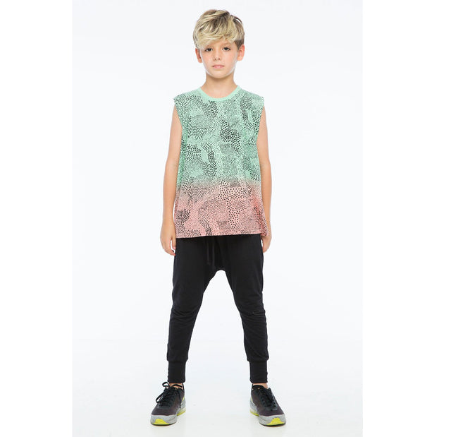 Zuttion Abstract Tank Top
