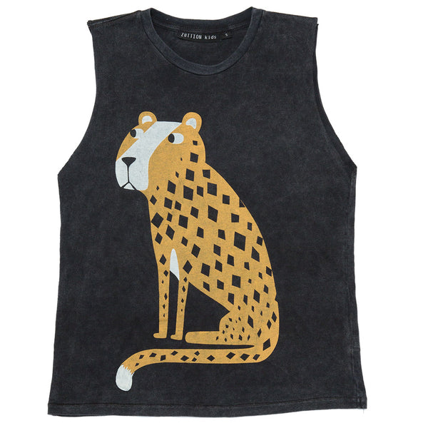 Zuttion Cheetah Tank Top