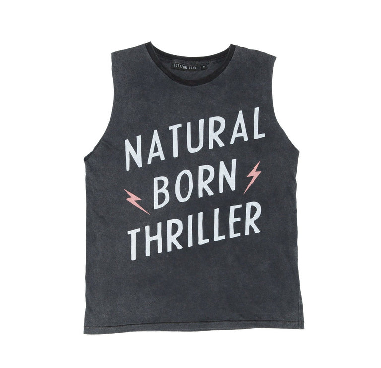 Zuttion Natural Born Thriller