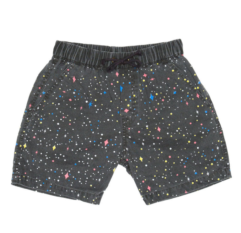 Zuttion Outer Space Boat Short
