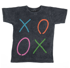 Zuttion XOXO Round Neck T-shirt- LAST ONE SIZE 4